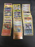 Huge Collection of 30+ Pokemon Modern Rares, Starters, Holofoils and Reverse Holofoils