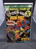 Marvel Comics MARVEL TEAM-UP #31 Vintage Comic Book feat SPIDER-MAN and IRON FIST