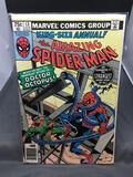 Marvel Comics THE AMAZING SPIDER-MAN Annual #13 Comic Book from Estate Collection