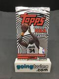 Factory Sealed 2003-04 Topps Basketball 6 Card Pack - Lebron James Rookie Card?