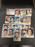 20 Card Lot of all 1969 Topps SEATTLE PILOTS Vintage Baseball Cards from Huge Collection