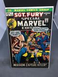 Marvel Comics SGT. FURY SPECIAL EDITION #7 Vintage Comic Book - Capture Hitler!