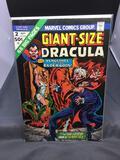 Marvel Comics GIANT-SIZE DRACULA #2 Vintage Comic Book - 1st App Y-GARON