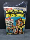 1966 DC Comics CHALLENGERS OF THE UNKNOWN Vol 1 #48 Silver Age Comic Book from Vintage Collection