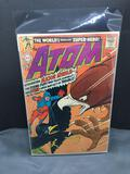 1967 DC Comics THE ATOM Vol 1 #37 Silver Age Comic Book from Vintage Collection - HAWKMAN Appearance