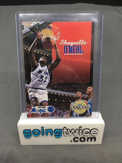 1992-93 Skybox #382 SHAQUILLE O'NEAL Magic Lakers ROOKIE Basketball Card