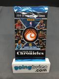 Factory Sealed 2019-20 Panini CHRONICLES Basketball 5 Card Pack - JA MORANT AUTO?