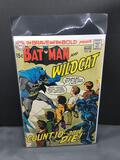 1969 DC Comics BRAVE AND THE BOLD #88 feat BATMAN and WILDCAT Silver Age Comic Book from Vintage