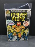 1971 DC Comics FOREVER PEOPLE Vol 1 #5 Bronze Age Comic Book from Vintage Collection - JACK KIRBY'S