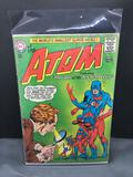 1964 DC Comics THE ATOM Vol 1 #11 Silver Age Comic Book from Vintage Collection