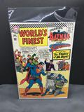 1966 DC Comics WORLD'S FINEST Vol 1 #163 Silver Age Comic Book from Vintage Collection