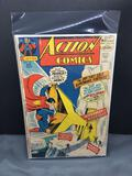 1972 DC Comics ACTION COMICS Vol 1 #411 Bronze Age Comic Book from Vintage Collection - Fortress of