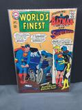 1967 DC Comics WORLD'S FINEST Vol 1 #169 Silver Age Comic Book from Consignor Collection