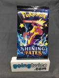 Factory Sealed Pokemon SHINING FATES 10 Card Booster Pack