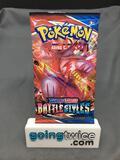 Factory Sealed Pokemon Sword & Shield BATTLE STYLES 10 Card Booster Pack