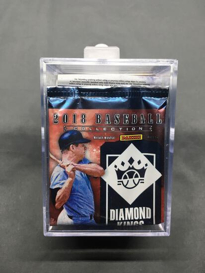 2018 Panini Diamond Kings Complete 100 Card Baseball Card Set