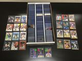 3 Row Box of Baseball Cards from Dealer Inventory