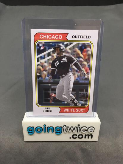 2020 Topps Archives #159 LUIS ROBERT White Sox ROOKIE Baseball Card