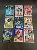 9 Card Lot of SERIAL NUMBERED Sports Cards - Rookies, Stars & More! Some Low Numbered! WOW!
