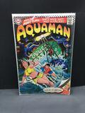 Vintage DC Comics AQUAMAN #33 Comic Book from Estate Collection