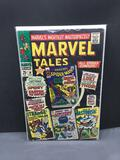 Vintage Marvel Tales #10 Comic Book from Estate Collection