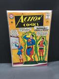 Vintage DC Comics Action Comics #316 SUPERMAN Comic Book from Estate Collection