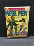 Vintage METAL MEN #9 Comic Book from Estate Collection