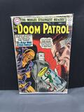 Vintage DC Comics #88 THE DOOM PATROL Comic Book from Estate Collection