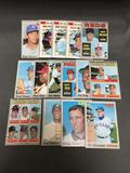 15 Card Lot of 1970 Topps Vintage Baseball Cards from Estate