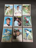 9 Card Lot of 1970 Topps Vintage Baseball Cards from Estate