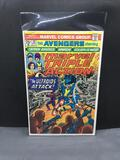 1974 Marvel Comics MARVEL TRIPLE ACTION #28 Bronze Age Comic Book from Estate Collection