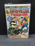 1975 Marvel Comics SUPER VILLAIN TEAM UP #4 Bronze Age Comic Book feat DR DOOM & SUB-MARINER