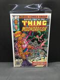 1980 Marvel Comics MARVEL TWO IN ONE #62 Thing & Moondragon Bronze Age Comic Book - Newstand
