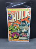 1975 Marvel Comics INCREDIBLE HULK #185 Bronze Age Comic Book from Estate Collection