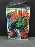 1975 Marvel Comics INCREDIBLE HULK #192 Bronze Age Comic Book from Estate Collection