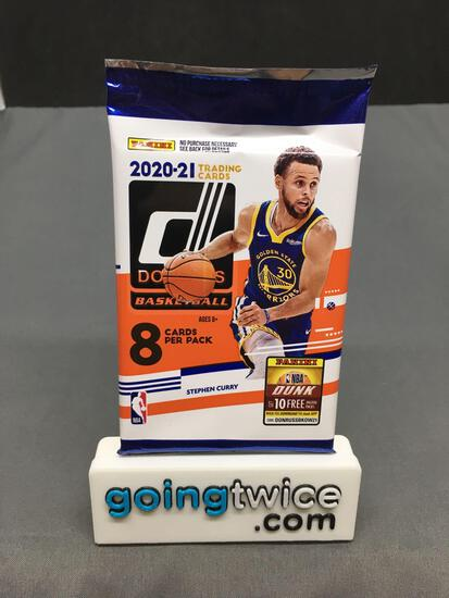 Factory Sealed 2020-21 Donruss Basketball 8 Card Pack - Lamelo Ball Rookie?