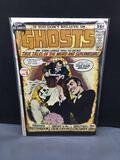 1971 DC Comics If You Don't Believe in GHOSTS #1 Bronze Age Key Comic Book from Consignor Collection