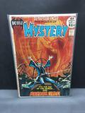1972 DC Comics HOUSE OF MYSTERY #198 Bronze Age Comic Book from Vintage Collection