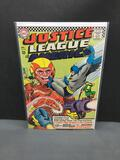 1966 DC Comics JUSTICE LEAGUE OF AMERICA #50 Silver Age Comic Book from Nice Collection