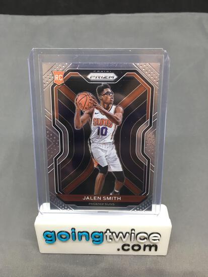 2020-21 Panini Prizm #300 JALEN SMITH Suns ROOKIE Basketball Card
