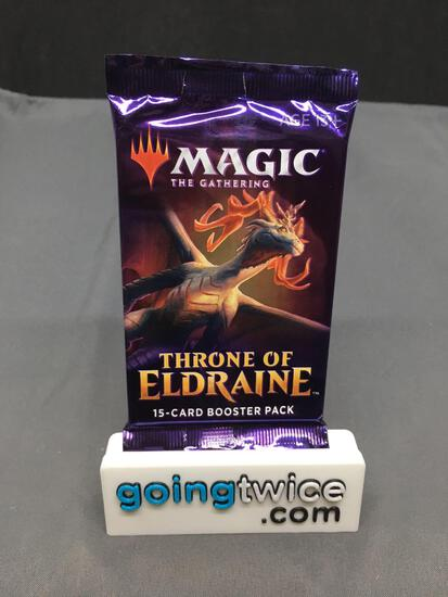 Factory Sealed Magic the Gathering THRONE OF ELDRAINE 15 Card Booster Pack