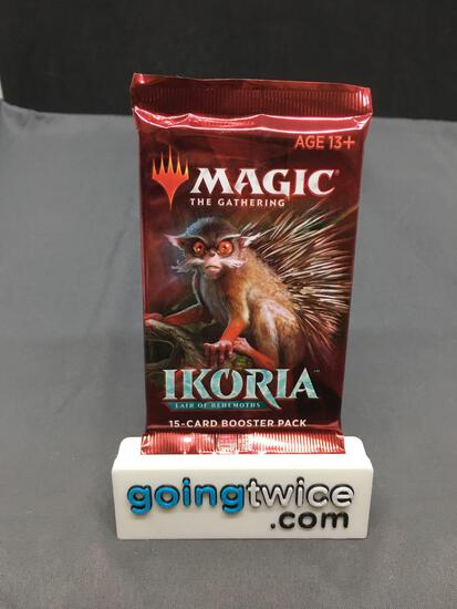 Factory Sealed Magic the Gathering IKORIA LAND OF BEHEMOTHS 15 Card Booster Pack