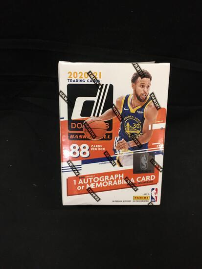 Factory Sealed 2020-21 Donruss Basketball Blaster Box - 88 Cards Per Box