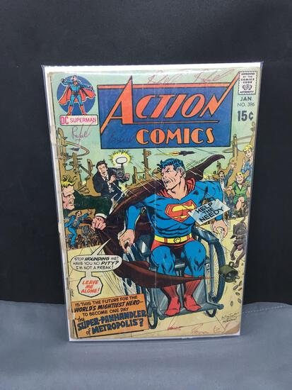 1972 DC Comics ACTION COMICS #396 Bronze Age Comic Book from Cool Collection