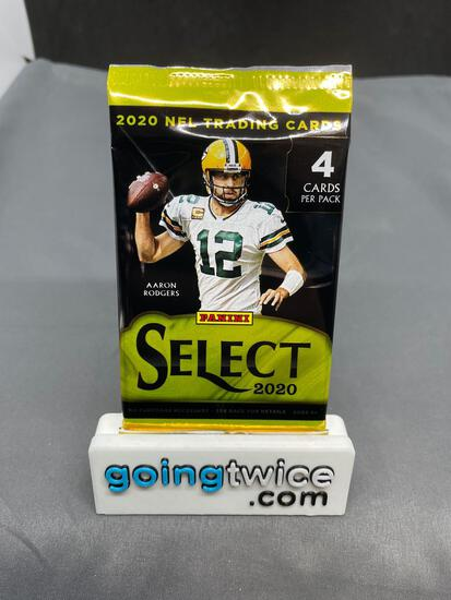 Factory Sealed 2020 Panini SELECT FOOTBALL 4 Card Trading Card Pack
