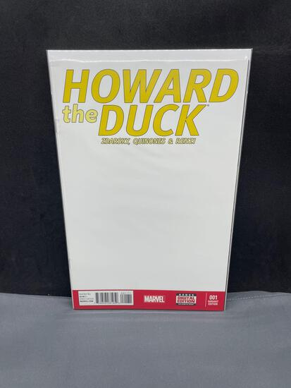 2015 Marvel Comics HOWARD THE DUCK #001 Variant Modern Age Comic Book from NEW Collection
