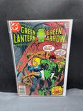 DC Comics GREEN LANTERN GREEN ARROW #104 Bronze Age Comic Book from Estate Collection