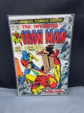 Marvel Comics THE INVINCIBLE IRON MAN #63 Bronze Age Comic Book from Collection