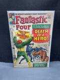Marvel Comics FANTASTIC FOUR #32 Silver Age Comic Book from Estate Collection
