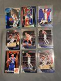 9 Card Lot of BASKETBALL ROOKIE CARDS - Mostly Newer Sets - STARS & FUTURE STARS!!
